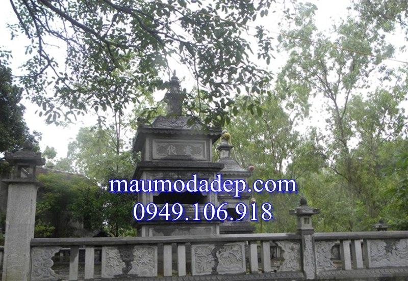 Mộ đá hình tháp 001, mộ đá tháp, mộ đá,