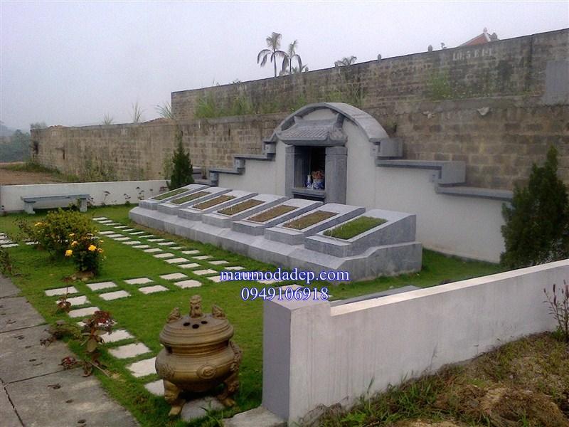 Kiến trúc lăng mộ