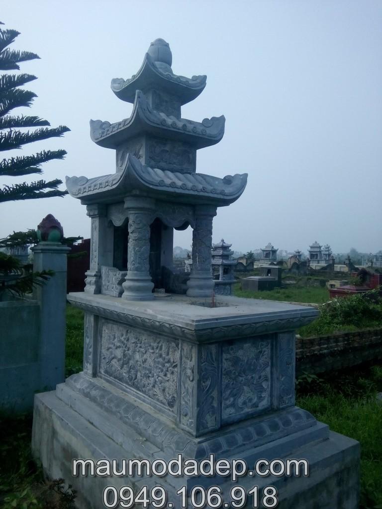 Những mẫu mộ đá đẹp ninh vân