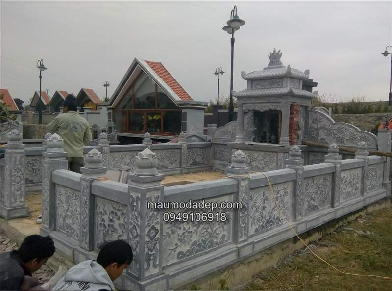 Lăng mộ đá ninh bình, lăng mộ đẹp, mẫu lăng mộ đẹp