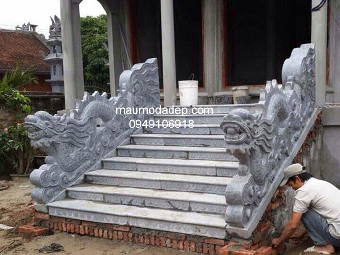 Mẫu đá bậc thềm đẹp 001