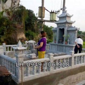 Lăng mộ đá công giáo, mộ đá công giáo