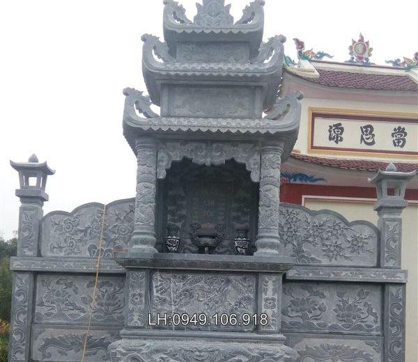 Mẫu mộ tổ xây đẹp