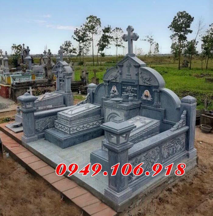 Mẫu mộ công giáo cho bố mẹ