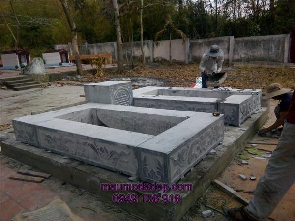 Nhận làm mộ đá tại An Giang