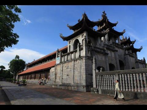 Nhà thờ đá kim sơn Ninh Bình