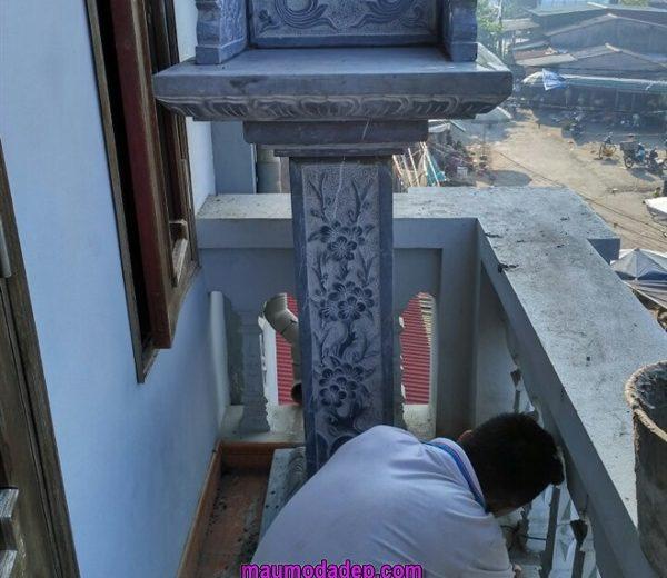Xem hướng đặt bàn thờ thiên