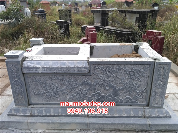 mộ đá,mẫu mộ đá,mộ đá thanh hóa