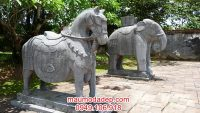 Hình ảnh ngựa đá phong thủy