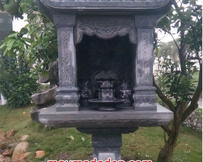 Mẫu bàn thờ thiên địa