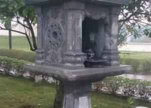 Bàn thờ thiên ngoài trời-Kích thước bàn thờ ngoài trời