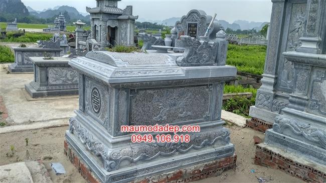 mộ đá giá rẻ