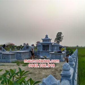 Xây dựng mộ đá ở Hải Dương-Thiết kế những ngôi mộ đẹp nhất