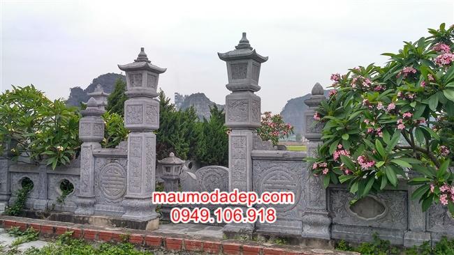 Lăng mộ tại Thái Bình