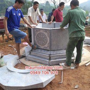 lắp đặt mộ tại phú thọ