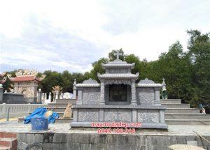 Mẫu lăng mộ tiền tỷ tại Huế – Mẫu mộ đẹp