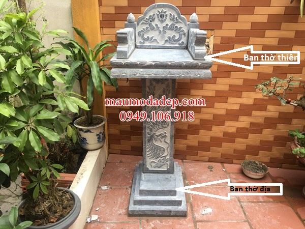 bàn thờ thiên địa