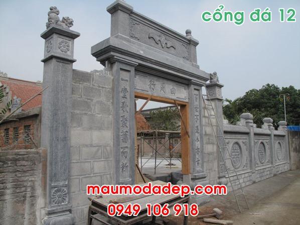 Mẫu cổng nhà thờ đẹp 12