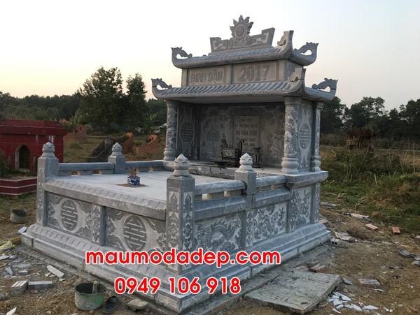 19 mẫu lăng mộ đá thanh hóa