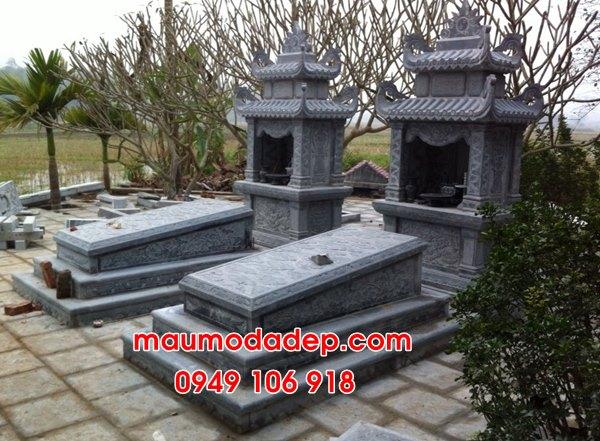 Mẫu lăng mộ đá thanh hóa đẹp nhất năm 2018-6