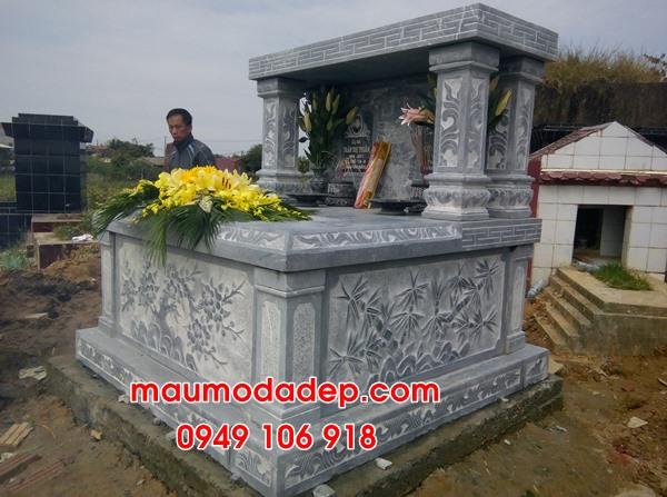mẫu lăng mộ đá thanh hóa