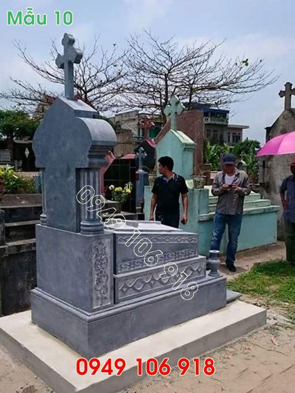Địa chỉ làm mộ đá công giáo