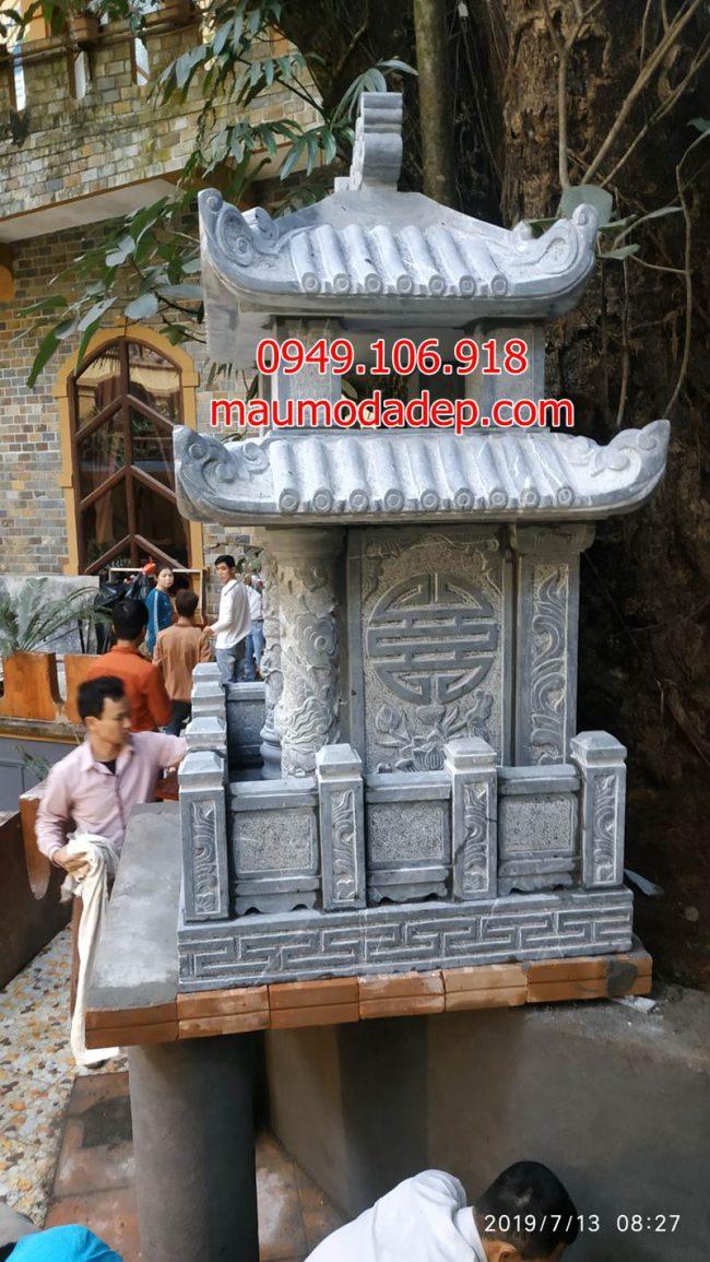 Xây miếu thờ thần cây đa tại thị trấn Sa Pa