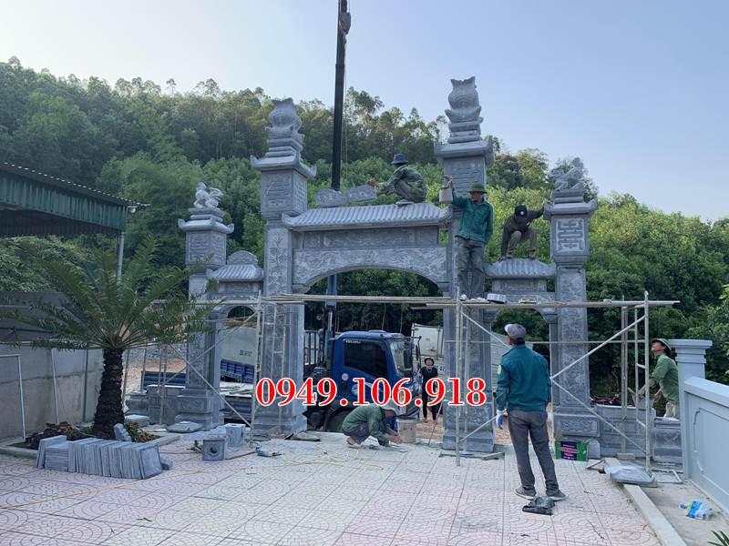 Hình ảnh phía trong cổng nhà thờ